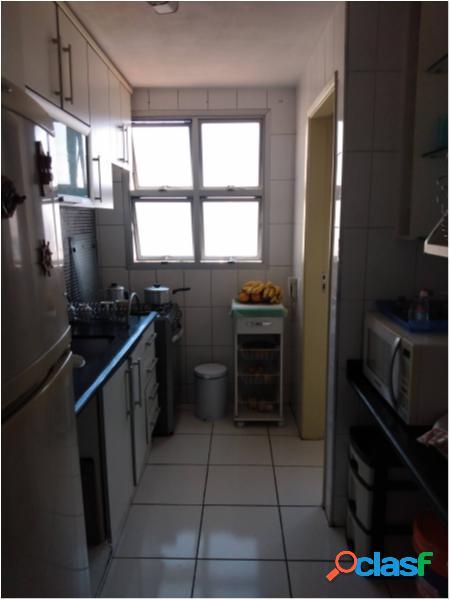 Apartamento com 3 dorms em são paulo - jardim brasil (zona sul) por 3.3 mil para alugar