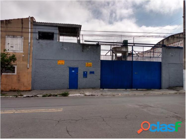 Terreno com 900 m2 em são paulo - vila santa catarina por 8 mil para alugar