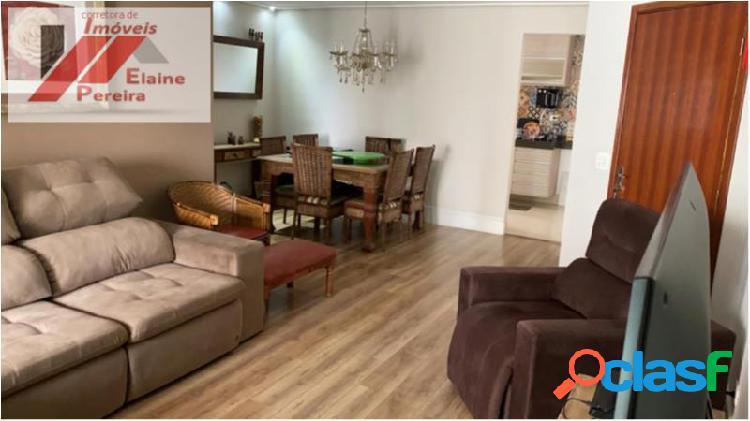 Castanheiras - apartamento com 3 dorms em taboão da serra - jardim maria rosa por 640.000,00 à venda