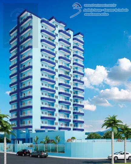 Apartamento à venda no caiçara - praia grande, sp.