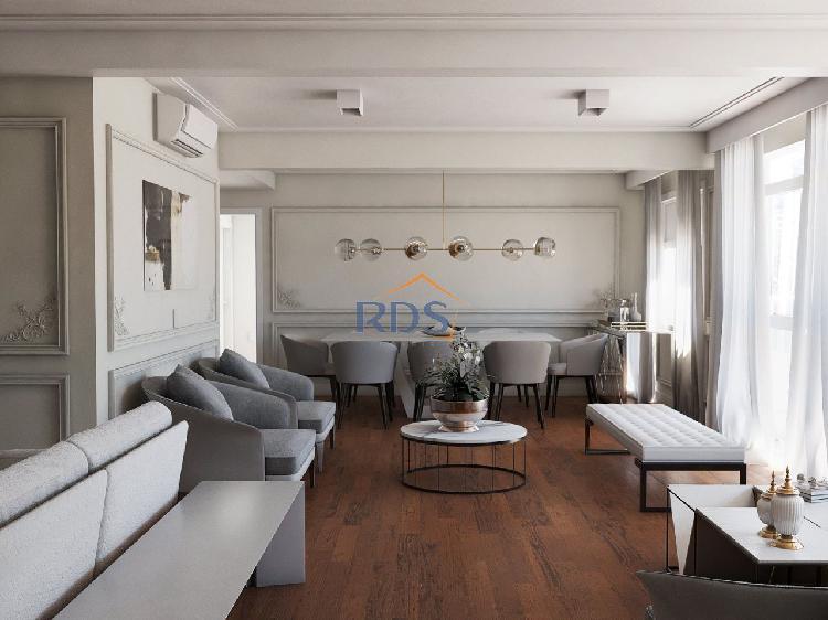 Apartamento à venda no moema - são paulo, sp. im182458