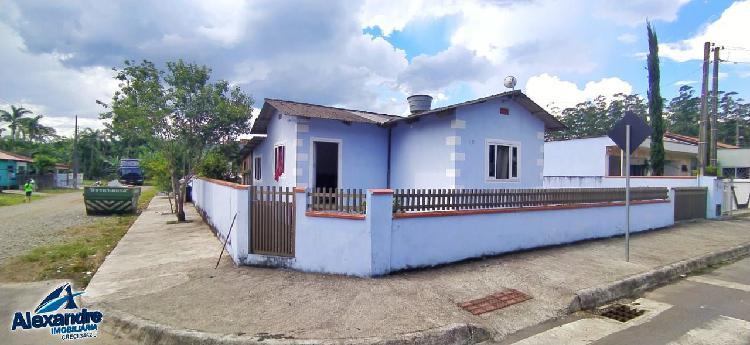 Terreno/lote à venda no ilha da figueira - guaramirim, sc.