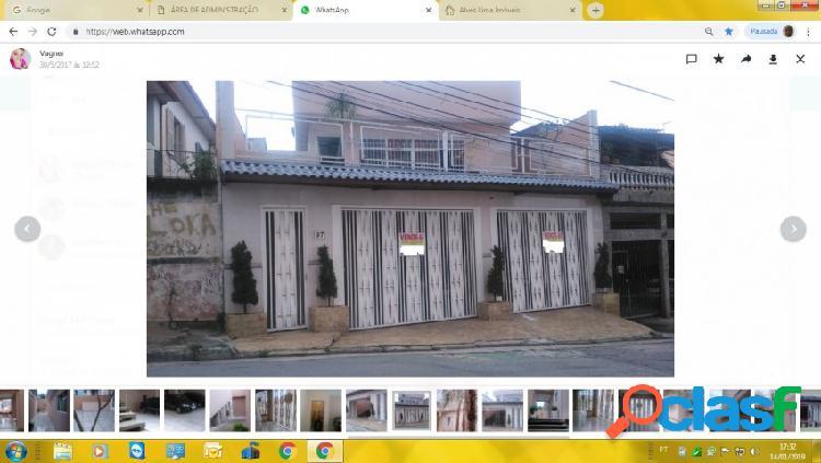 Sobrado - venda - sao paulo - sp - vila portuguesa_ freguesia do o