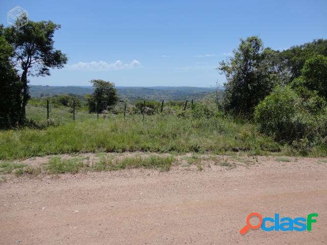 Terreno - venda - santana de boa vista - rs - area rural
