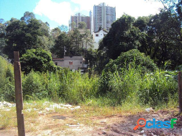 Terreno - Venda - São Paulo - SP - Morumbi