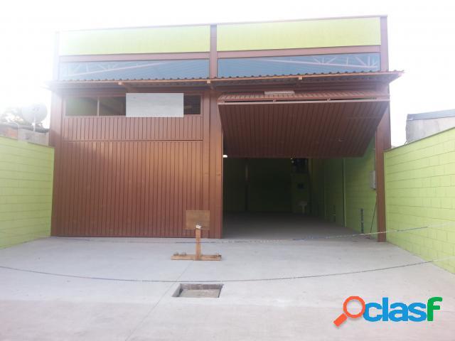 Galpão - aluguel - cajamar - sp - polvilho)