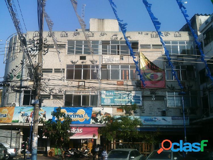 Conjunto de salas comerciais - venda - nilópolis - rj - centro