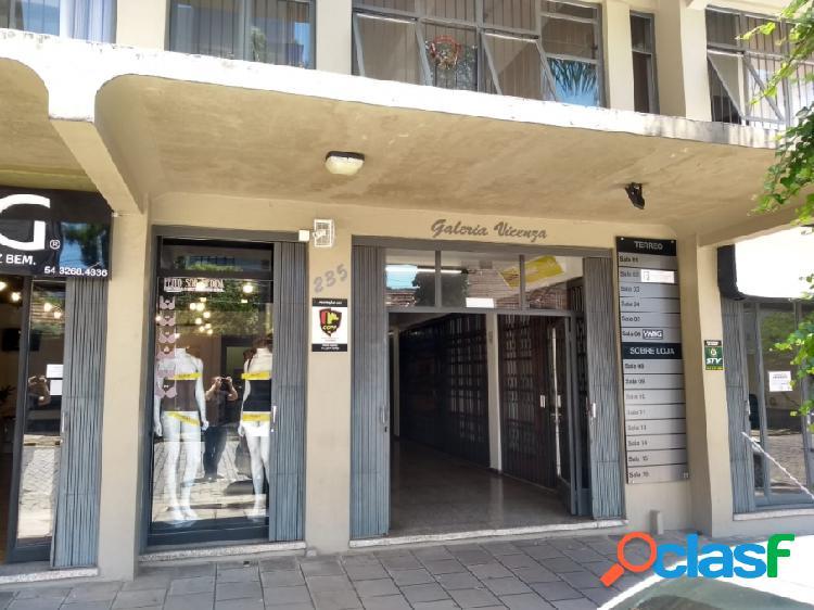 Sala comercial - aluguel - farroupilha - rs - centro)