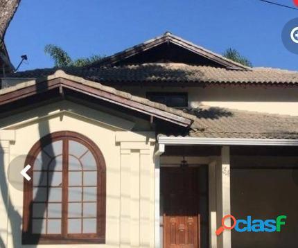 Casa em condomínio - venda - santana de parnaiba - sp - alphaville
