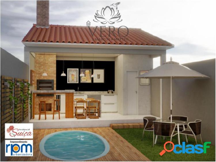 Casa com 2 dorms em cachoeirinha - parque marechal rondon por 142 mil à venda