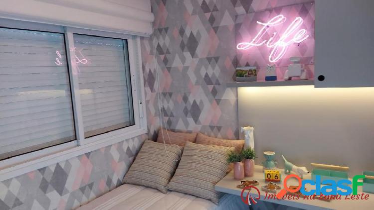 Apartamento 2 dorms, 35m², sem vaga - josé bonifácio - itaquera