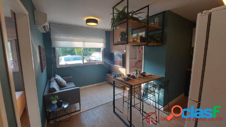 Apartamento 2 dorms, 35m², vaga carro - josé bonifácio - itaquera