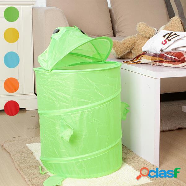 32x45cm doce cute animal design lavagem de roupa bagagem de banho cobertura de roupa suja