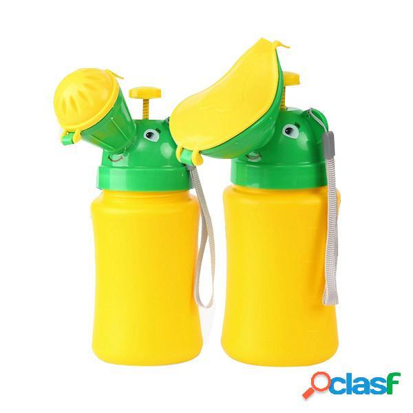 Urinol portátil para treinamento de vaso sanitário penico bebê criança menino menina carro viagem xixi