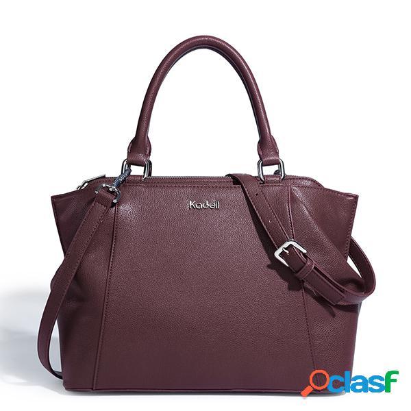 Kadell senhora elegante bolsa de negócios de alta gama médico bolsa