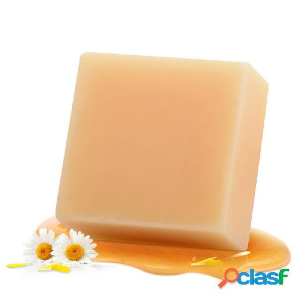 Sabonete de limpeza facial esfoliante hidratante controle de óleo de clareamento sabonete artesanal cuidados com a pele rosto