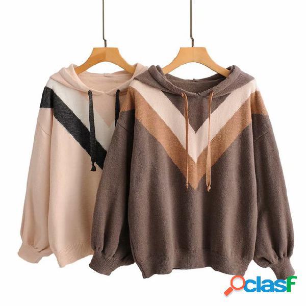 Temporada europeia e americana novos produtos selvagem solto furacão com capuz cordão camisola casaco a7fs9277