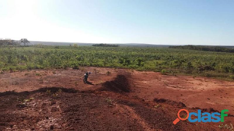 603 Alqs Plana Excelente Plantio de Soja Lagoa do TO 2