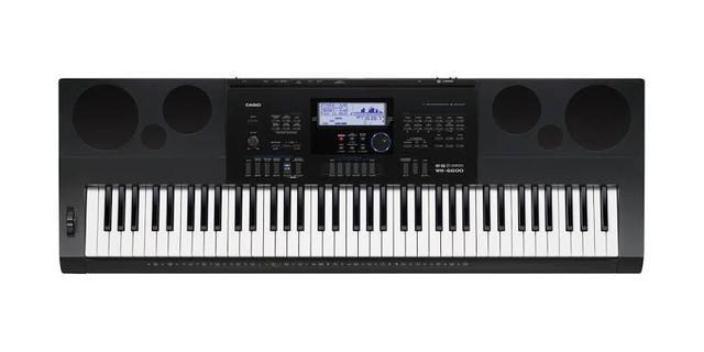 Aula de teclado / piano digital