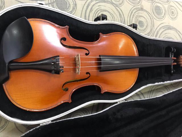 Violino profissional alemão karl hofner ano 2008
