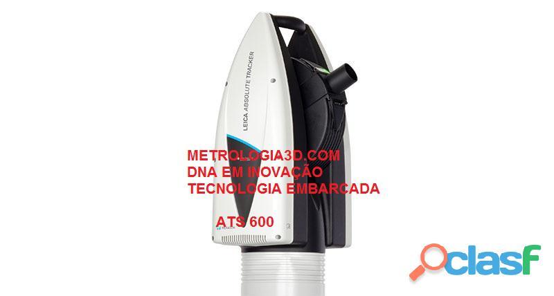 Dispositivo de Solda e Controle Braço Faro Laser Tracker