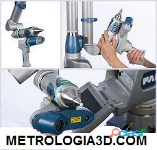 Dispositivo de Solda e Controle Braço Faro Laser Tracker 1
