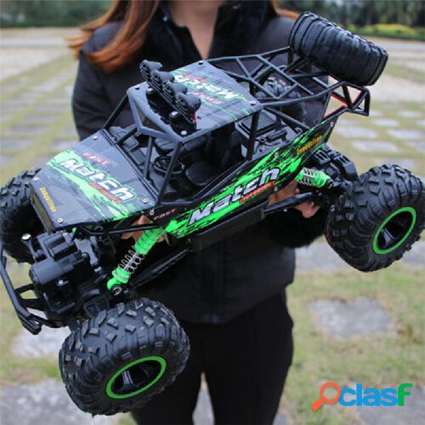 37cm brinquedos de veículos off-road de alta qualidade 1:12 1:16 4wd rc carros liga velocidade 2.4g rádio controle remoto carros brinquedos liga suv caminhões off-road brinquedos para crianç