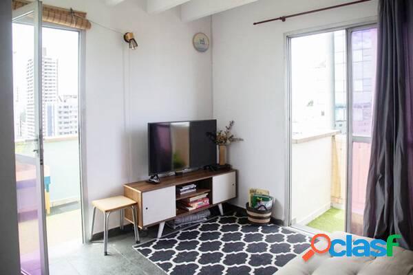 Cobertura Duplex com 76 m², 2 dormitórios e 1 vaga de garagem 2