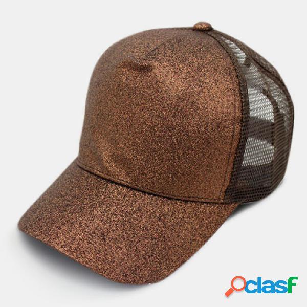 Protetor solar feminino chapéu ao ar livre boné de beisebol da moda verão casual chapéu uv proteção