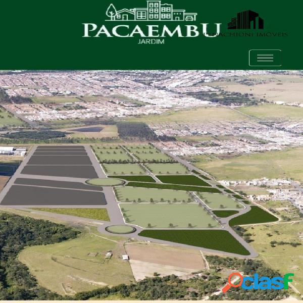 Terreno 406 m² - jardim pacaembu americana