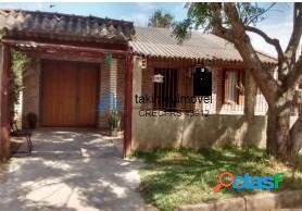 Casa com 2 dormitórios à venda, 120 m² por r$ 250.000 nova alvorada - alvorada/rs