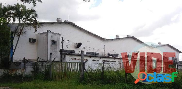 Chácaras reunidas: galpão industrial, próximo à dutra, zoneamento zupi