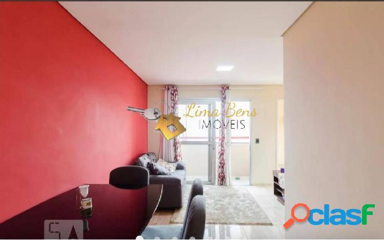 Apartamento venda 2 dormitórios vila conceição - diadema