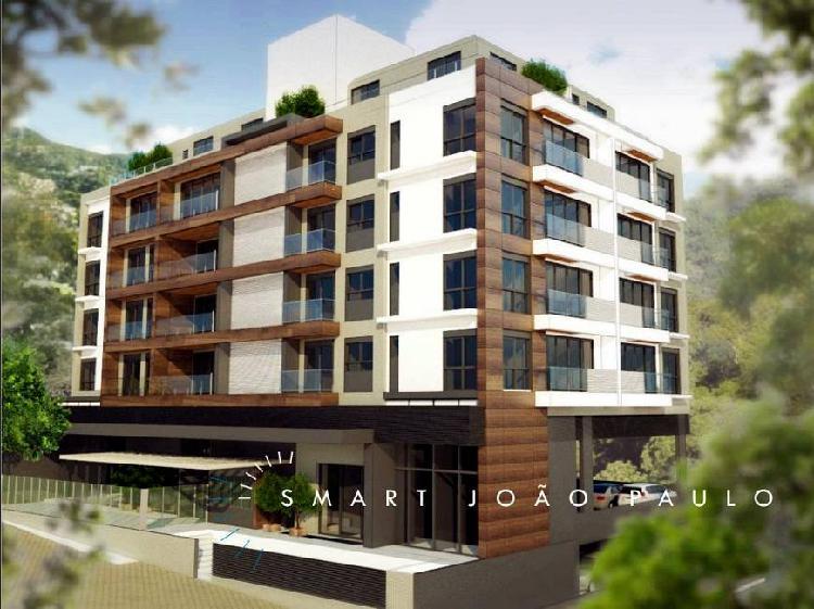Apartamento de 48 metros quadrados no bairro joão paulo com