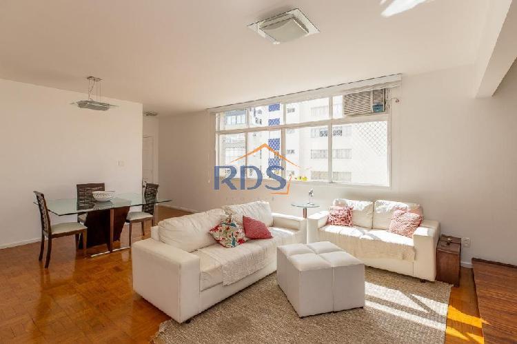 Apartamento à venda no itaim bibi - são paulo, sp.