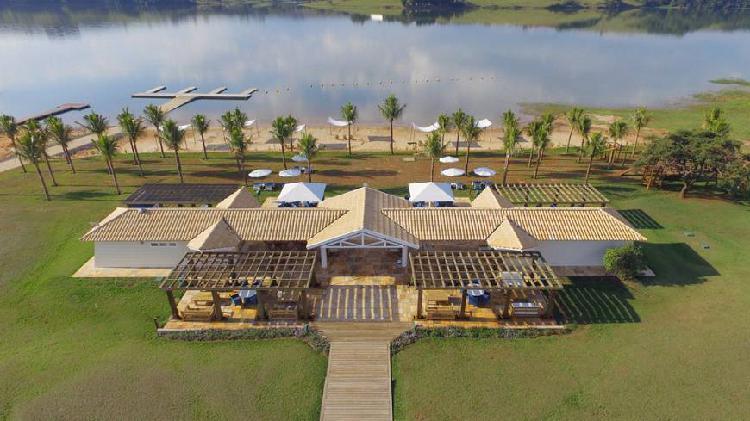 Lote/822 m2 riviera santa cristina iii- lote 20- quadra mz