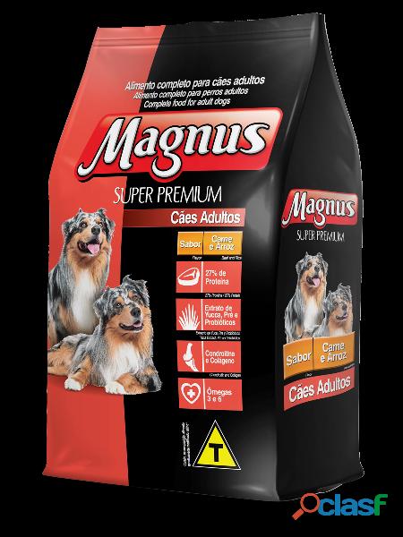 Magnus Super Premium Cães Sabor Carne   15 kg