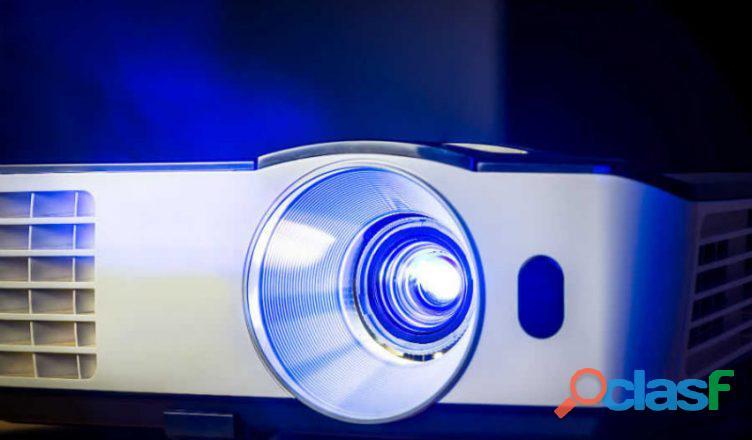 Aluguel de projetor, datashow e telão de led em guarulhos sp