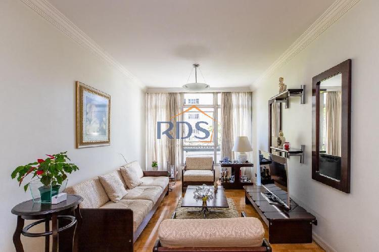 Apartamento à venda no campo belo - são paulo, sp.