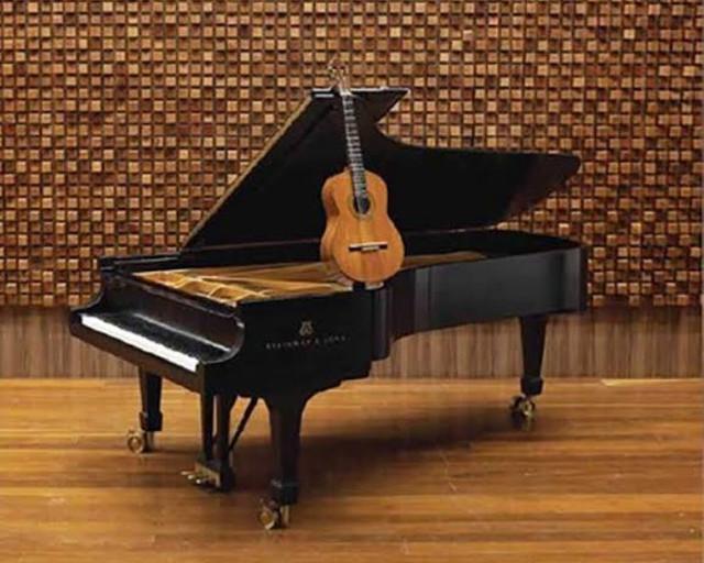 Aulas de teclado e piano, violão popular e clássico,
