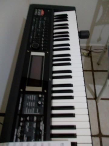 Aulas violão e teclado