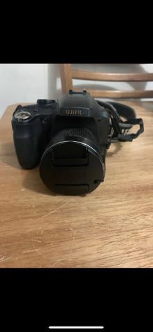 Câmera digital fujifilm finepix sl300.