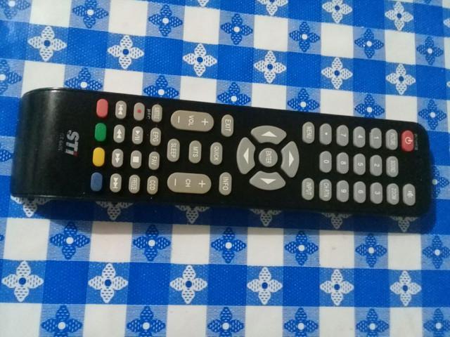 Controle remoto tv 32/
