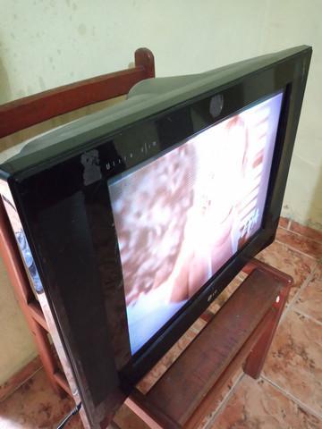 Tv tubo lg 21 polegadas