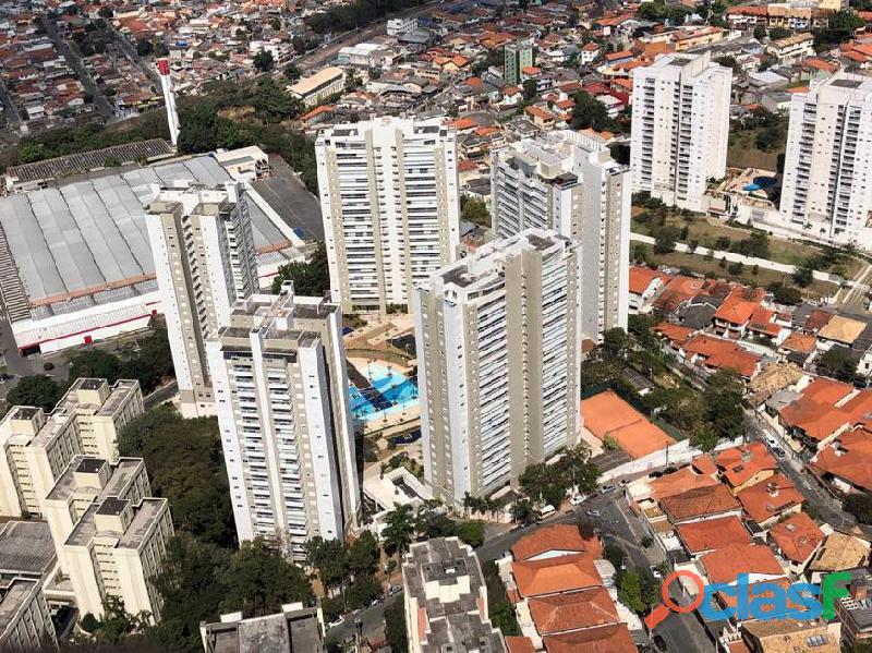 Vendo apartamento pronto decorado,com 105 m² no club park butantã