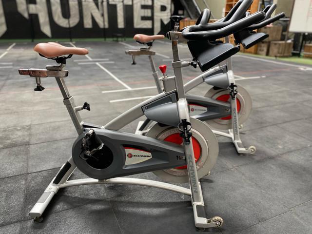 Aluguel/locação bike spinning profissional