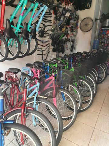 Bicicleta poti nova