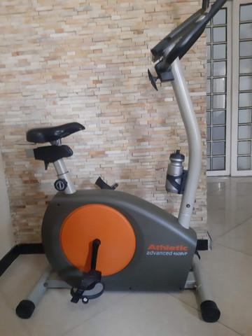Bicicleta ergométrica athletic advanced 460bvp
