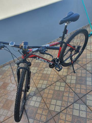 Bicicleta bike absolute aro 29