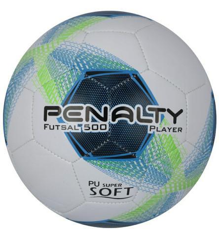 Bola futsal penalty 500 com costuras